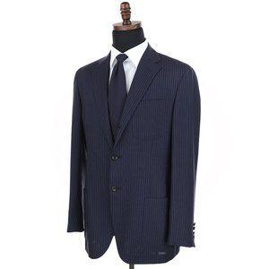 Polo Ralph Lauren Italy Mohair Wool Blend Suit 42L